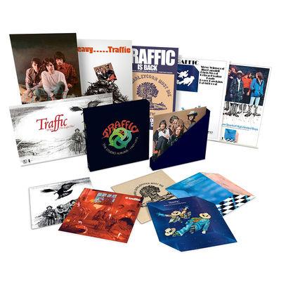 Traffic: The Studio Albums 1967-74