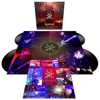 Soundgarden: Live From The Artists Den: Quadruple Vinyl