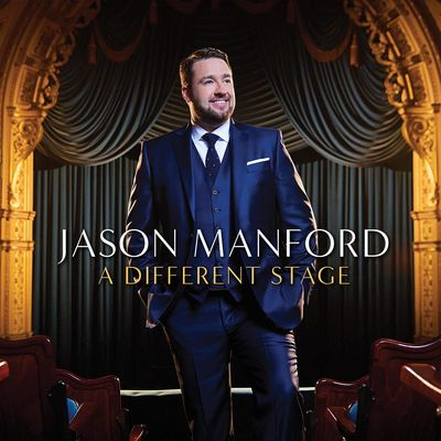 Jason Manford: A Different Stage: Signed