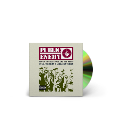 Public Enemy: Power To The People And The Beats - Public Enemy's Greatest Hits