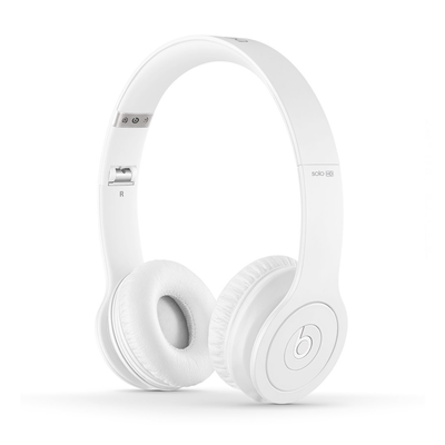 Beats: Solo HD 2 On-Ear Headphone - Matte White