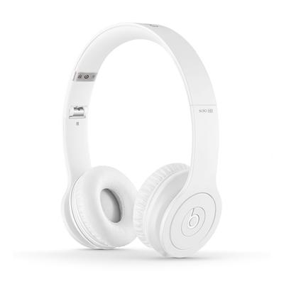 Beats: Solo HD 2 On-Ear Headphone - Matte White