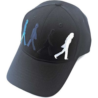 The Beatles: Unisex Abbey Road Figures Baseball Cap
