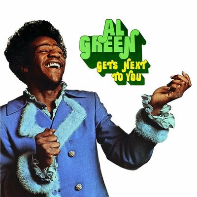 Al Green: Gets Next To You: Green Vinyl