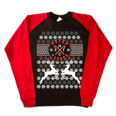 Frank Turner: FTHC Christmas Jumper