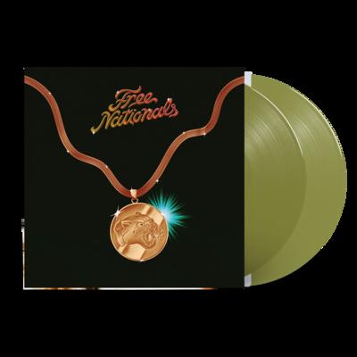 Free Nationals     : Free Nationals: Gold Nugget Vinyl 2LP