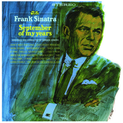 Frank Sinatra: September of My Years LP