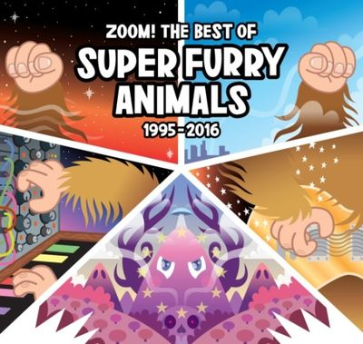 Super Furry Animals: Zoom! The Best Of (1995-2016)