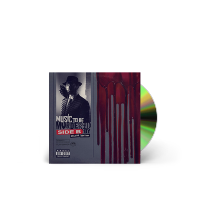 Eminem: Music To Be Murdered By - SIDE B (DELUXE EDITION) CD