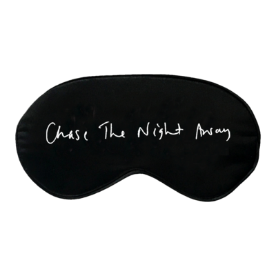 Keane: Chase The Night Away Eye Mask