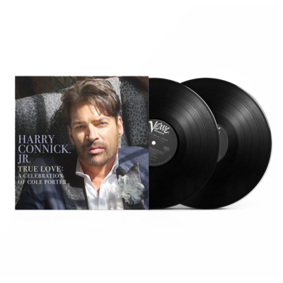 Harry Connick Jr: True Love: A Celebration of Cole Porter Signed LP