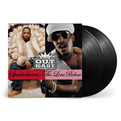 Outkast: Speakerboxxx/Love Below