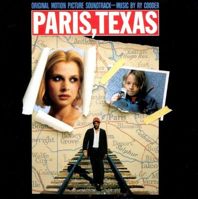 Ry Cooder: Paris Texas Original Motion Picture Soundtrack: Translucent Purple Vinyl