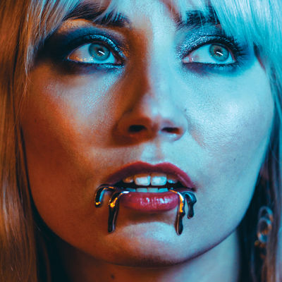Grace Lightman: Silver Eater: Signed CD