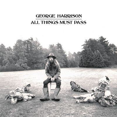 George Harrison: All Things Must Pass (3LP)