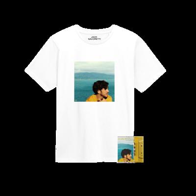 Jack Savoretti: Signed Cassette & T-Shirt
