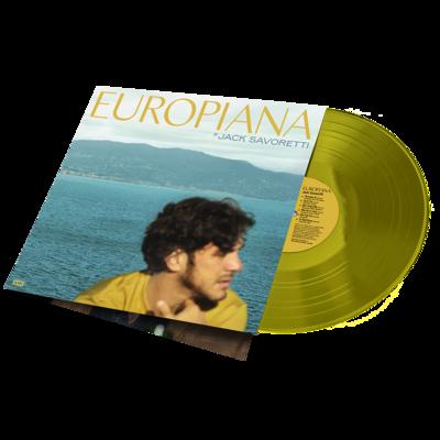 Jack Savoretti: Europiana: Signed Vinyl