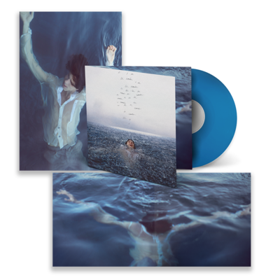 Shawn Mendes: WONDER LIMITED BLUE VINYL W/ FOLDOUT POSTER