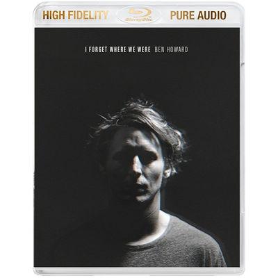 Ben Howard: I Forget Where We Were - Blu-Ray Audio