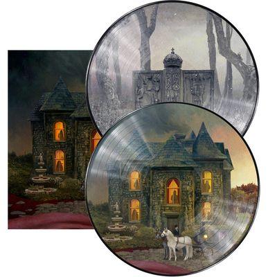 Opeth: In Cauda Venenum (English Version): Limited Edition Gatefold Double Picture Disc Vinyl