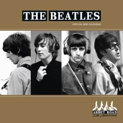 The Beatles: The Beatles 2020 Calendar