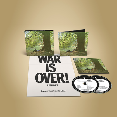 John Lennon: John Lennon/Plastic Ono Band (The Ultimate Mixes) - 2CD