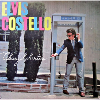 Elvis Costello: Taking Liberties