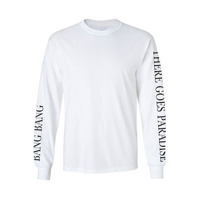 Emeli Sande: Bang Bang Lyric White Long sleeve