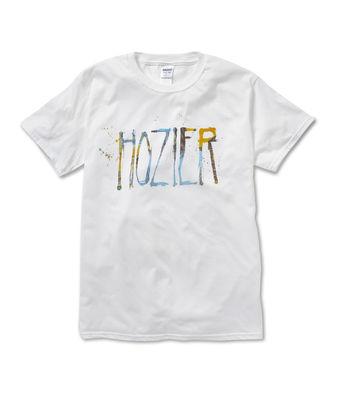 hozier: PAINTED LOGO TEE