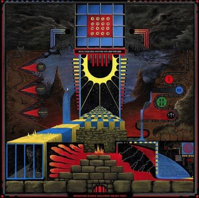 King Gizzard & The Lizard Wizard: Polygondwanaland