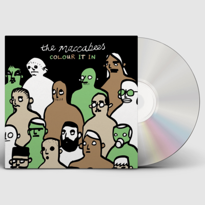 The Maccabees: Colour it in CD