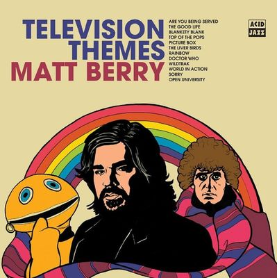 Matt Berry: Television Themes: Signed