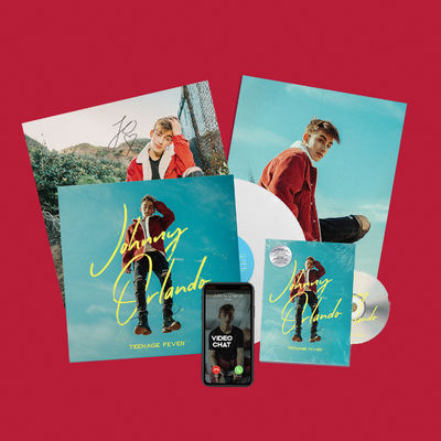 Johnny Orlando: Teenage Fever Super Deluxe Bundle