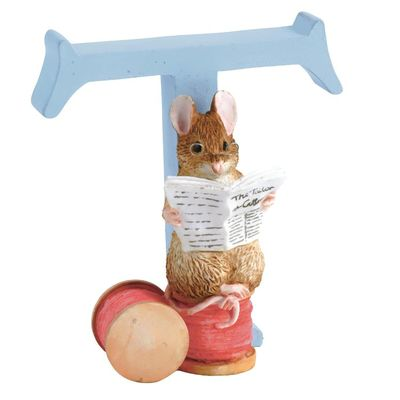 Peter Rabbit: Alphabet Letter T - The Tailor of Gloucester