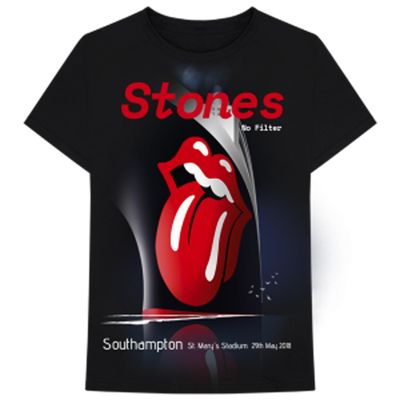 The Rolling Stones: Southampton T-Shirt
