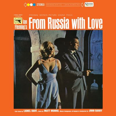 Various Artists: From Russia With Love