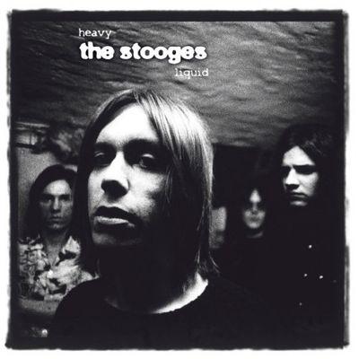 The Stooges: Heavy Liquid: Coloured Vinyl