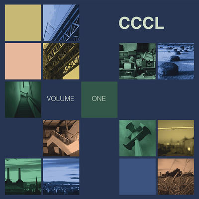 Chris Carter: Chemistry Lessons Volume 1: Frostbite and ash grey coloured vinyl