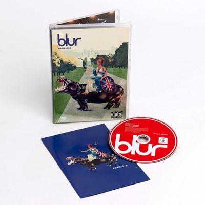 Blur: Parklive: DVD