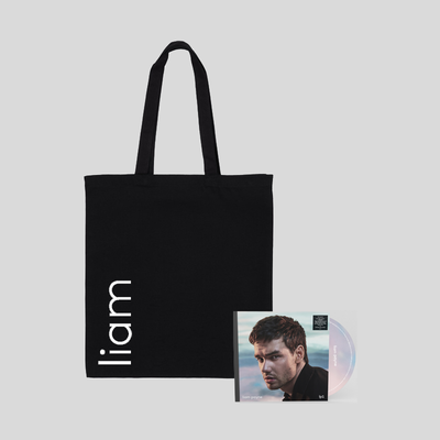 Liam Payne: LP1 CD + TOTE BUNDLE