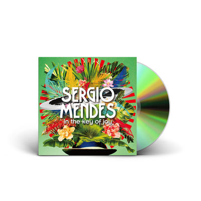 Sergio Mendes : In The Key Of Joy (Deluxe CD)