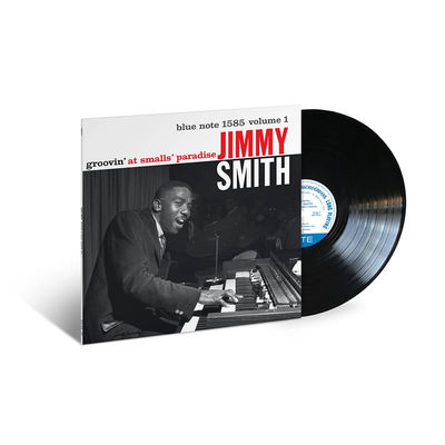 Jimmy Smith: Groovin' At Smalls' Paradise