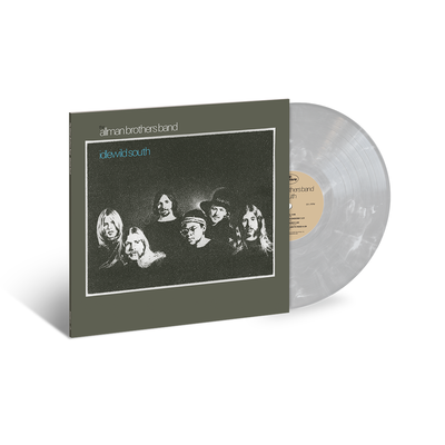 The Allman Brothers Band: Idlewild South: Exclusive Clear and White Swirl Vinyl LP