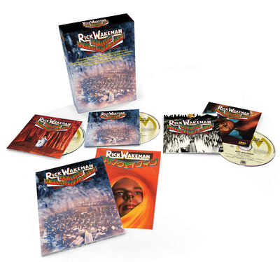 Rick Wakeman: Journey To The Centre Of The Earth: Super Deluxe
