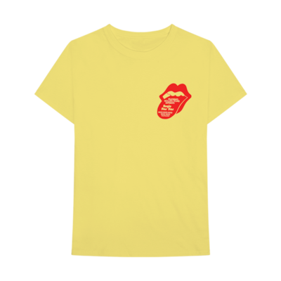 The Rolling Stones: GOATS HEAD SOUP TRACKLIST T-SHIRT