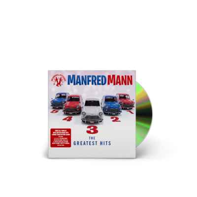 Manfred Mann: 5-4-3-2-1 The Greatest Hits