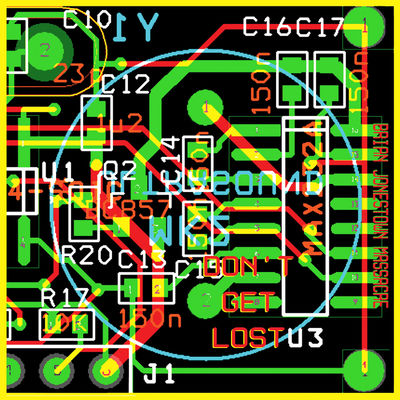 Brian Jonestown Massacre: Don't Get Lost: Yellow Vinyl LP