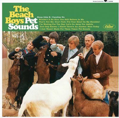 The Beach Boys: Pet Sounds: Mono Vinyl