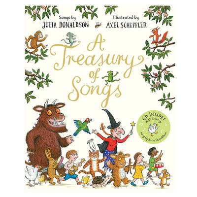 The Gruffalo: A Treasury of Songs
