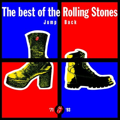 The Rolling Stones: Jump Back - The Best Of The Rolling Stones, '71 - '93 - 2009 Re-Master